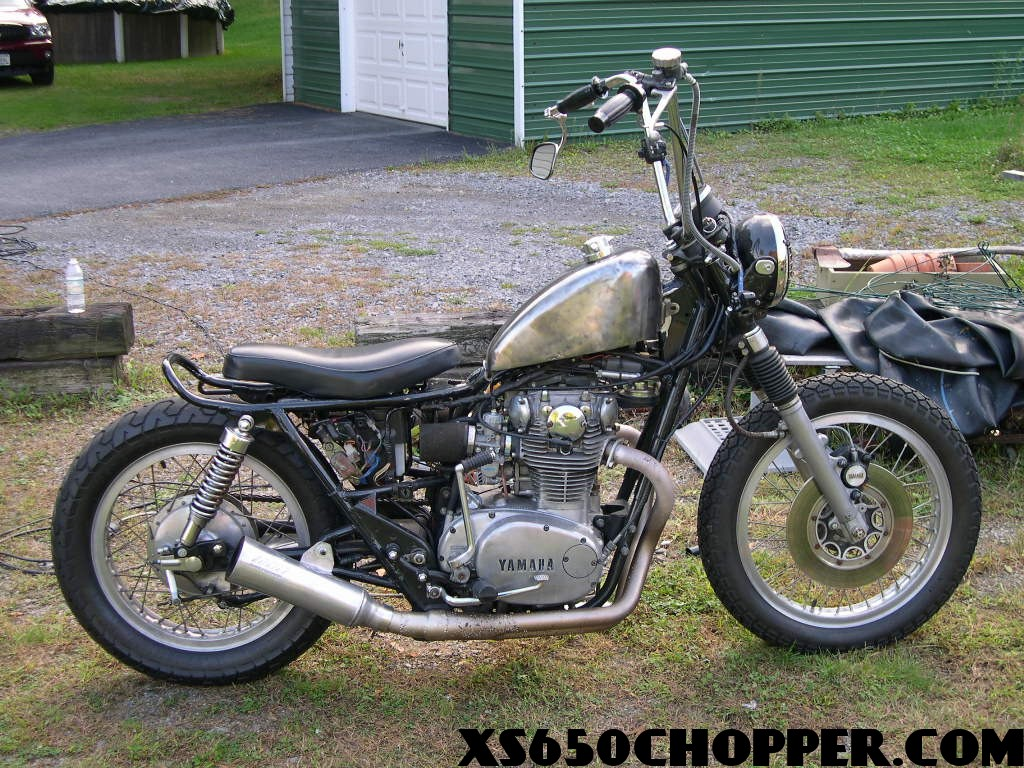 xs650 project for sale ny xs650 chopper. Black Bedroom Furniture Sets. Home Design Ideas
