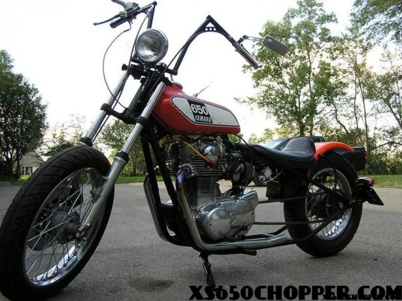 My Name IS Mark: THIS IS MY XS650