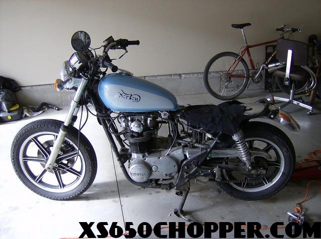 Dropseat Air-ride XS Chopper
