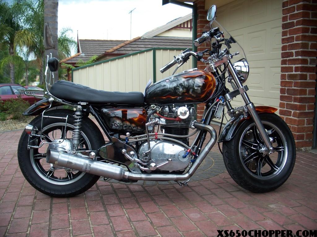 Dave's Custom 650