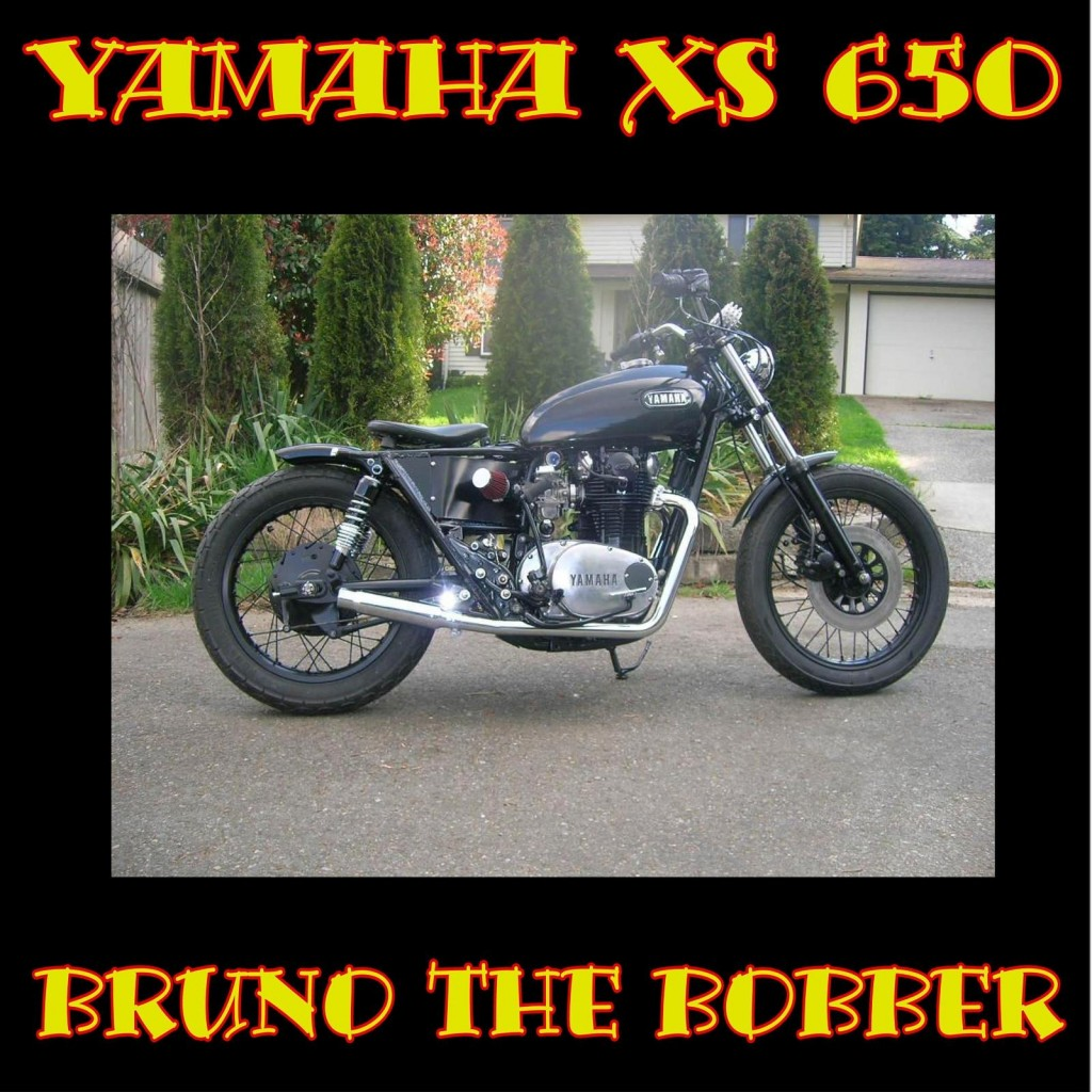 BRUNO THE BOBBER