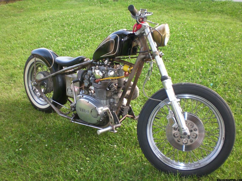 """LOW INCOME"" XS650"