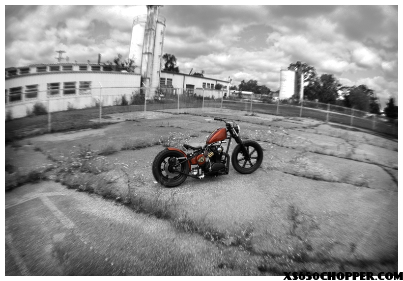 Root Beer Candy xs 650: Ardcore Choppers2