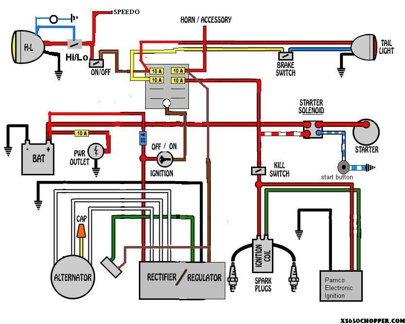 Wiring on 66 Chevy C10 Wiring Diagram