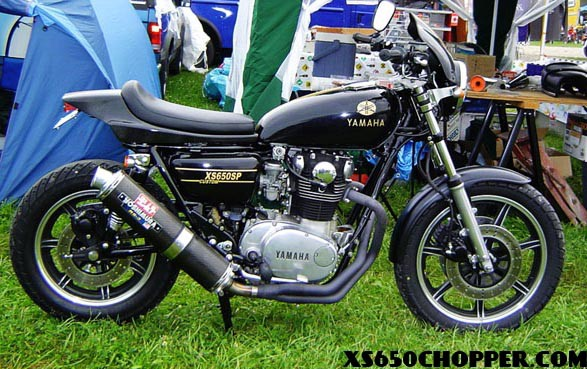 78 xs650sp cafe/tracker