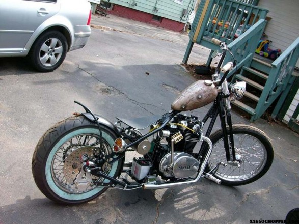 Busted Knuckle Customs