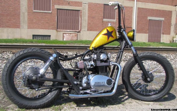 Brat bike all done and sold
