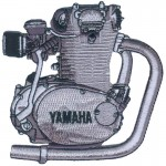XS650 Motor Patch