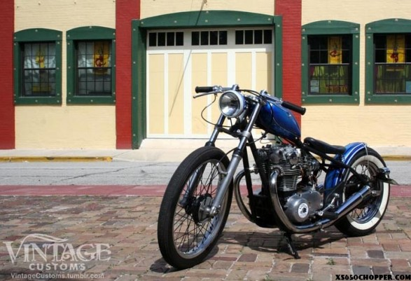 xs650 chop noid Royal Finished Pic 2 marked 587x401 The Royal by Vintage Customs