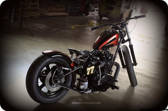 xs650 chop kalpo136 587x391 I got 77 problems but a Bike aint one!