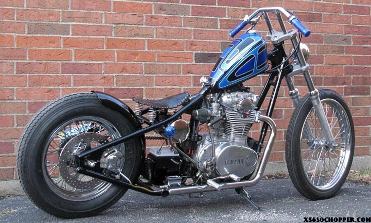 Motorcycles in Colorado Springs, CO | G & L Choppers