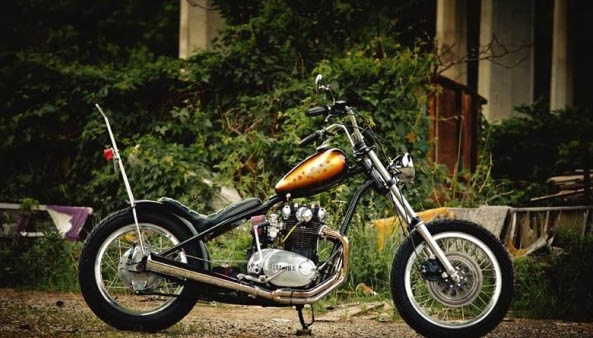 FIL Chopper Build writeup – HHB