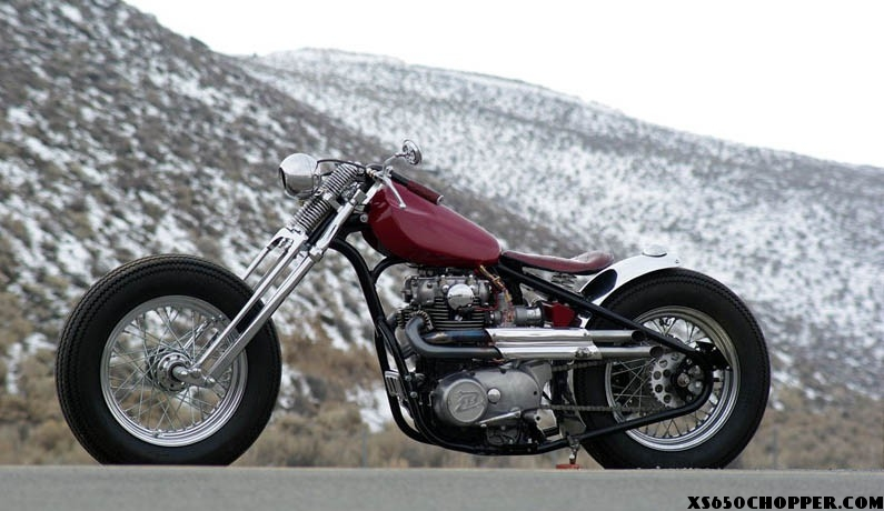 Busch Brothers – Far East XS650