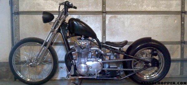 '81 Bobber Project