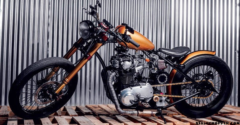 Scotty Chop – Frankenstein 77 XS650