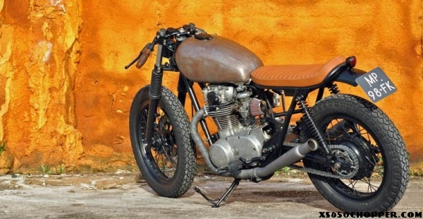 lefthandcycles XS650 Acid King