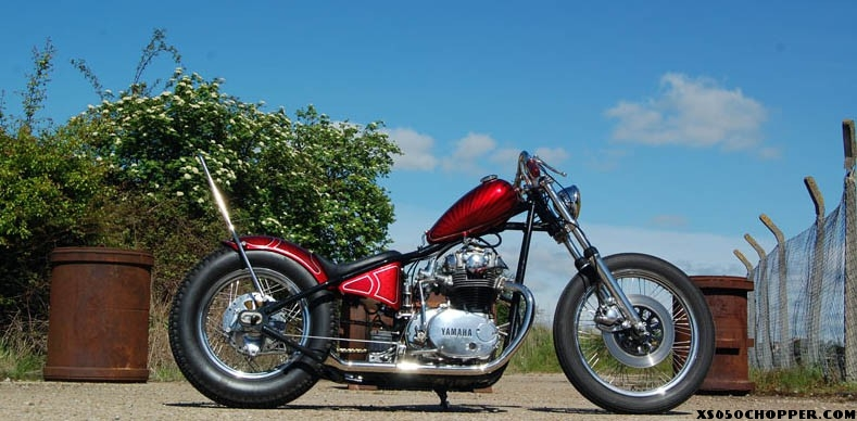 Jlr developments monkey xs650