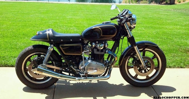 John XS 650 Cafe Conversion