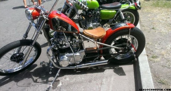 76' XS650 Full Custom Rigid