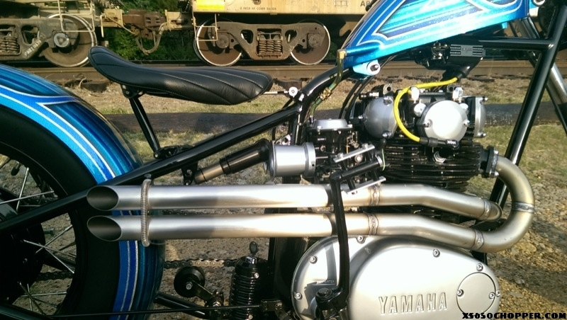 1981 Xs650 Rephased Wiring Diagram - Wiring Diagram Table on