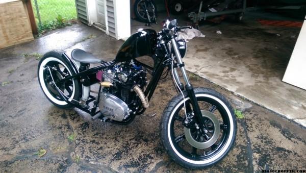Jeremy shaw - 1980 xs650 bobber
