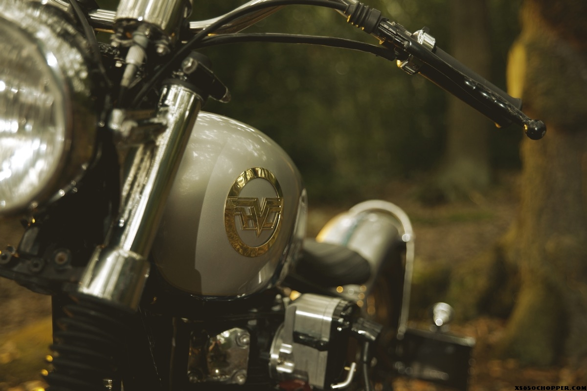 Holme Valley Customs – XS650