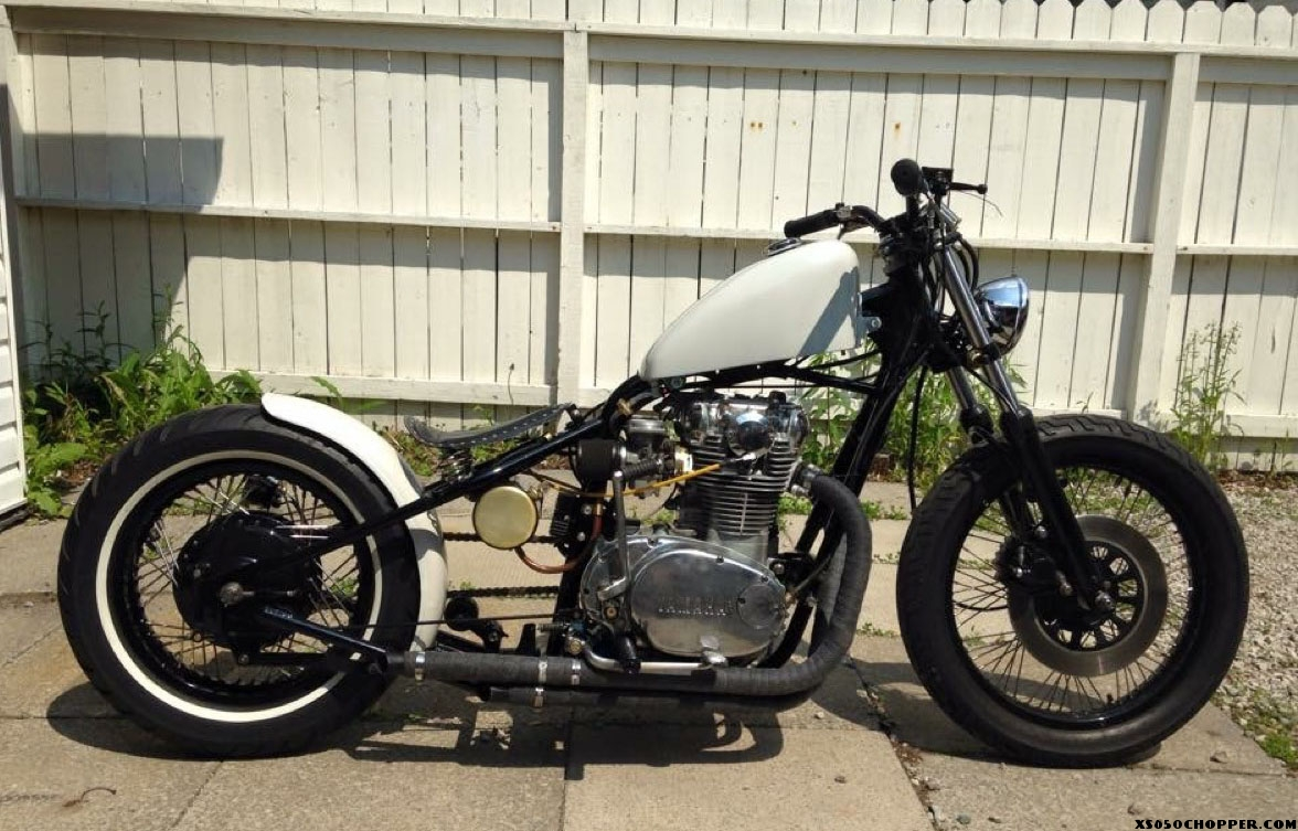 nicks xs650 bobber xs650 chopper