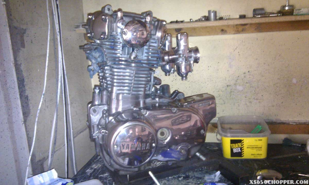 yamaha-build-boss-650 engine