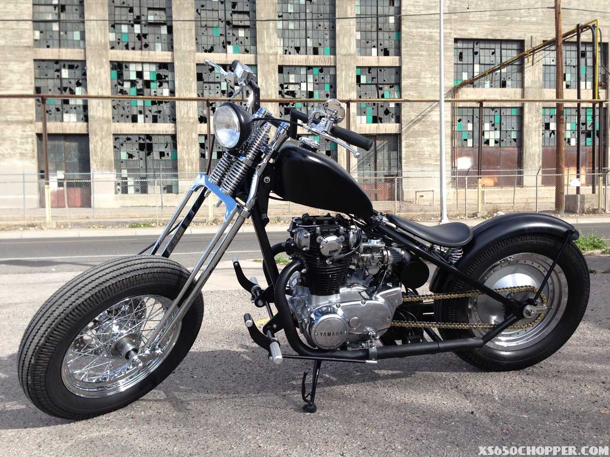 1981 xs650H Special II Bobber