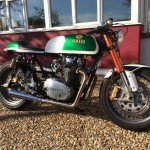 Marks XS 650 Cafe Racer