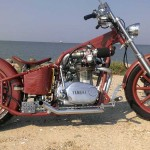Arend's XS650