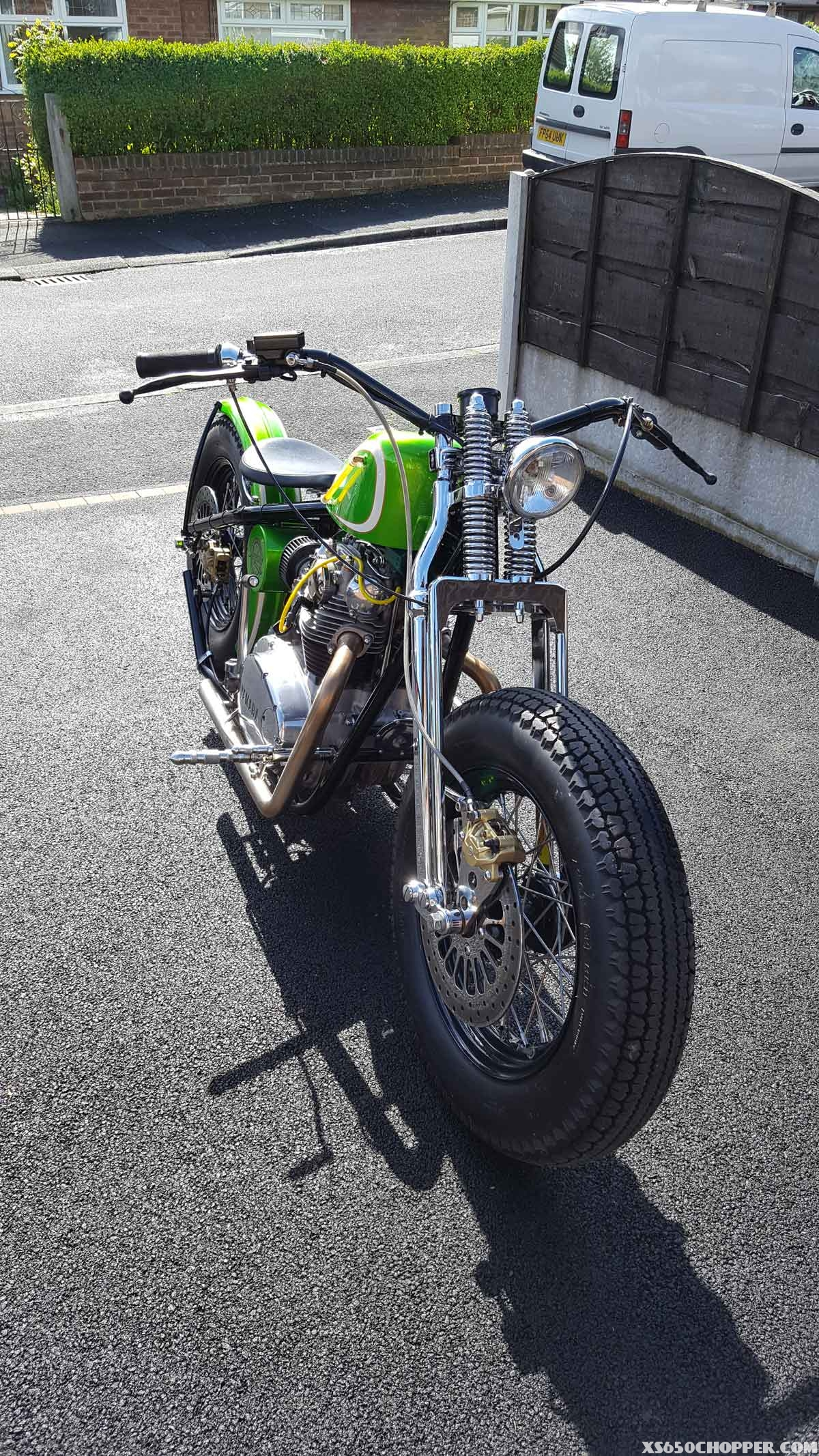 Most Design Ideas Handmade Handlebars Bobber Pictures, And
