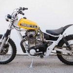 The Shredder 1981 XS650 Custom