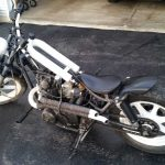 Joe's Bobber xs650 1979