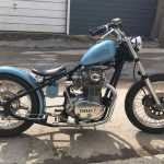 Cordells 77 Chopper