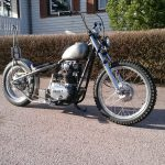 Tobias Work In Progress Bobber