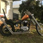Mick's xs 650 chopper