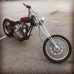 Mattias 1972 xs 650 chopper