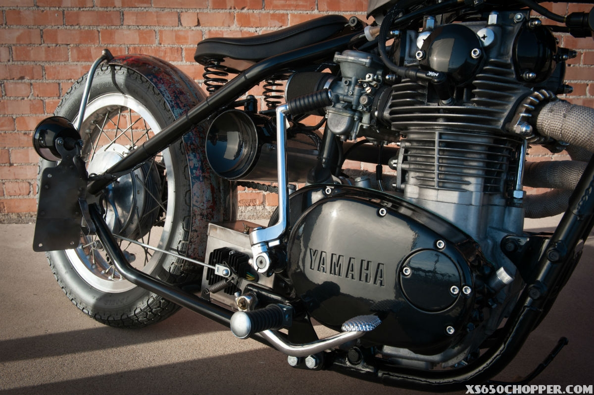 Jft on Bobber Wiring