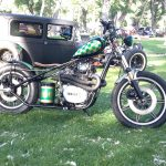 "1978 XS650 Chopper ""The Checkered Chariot"""
